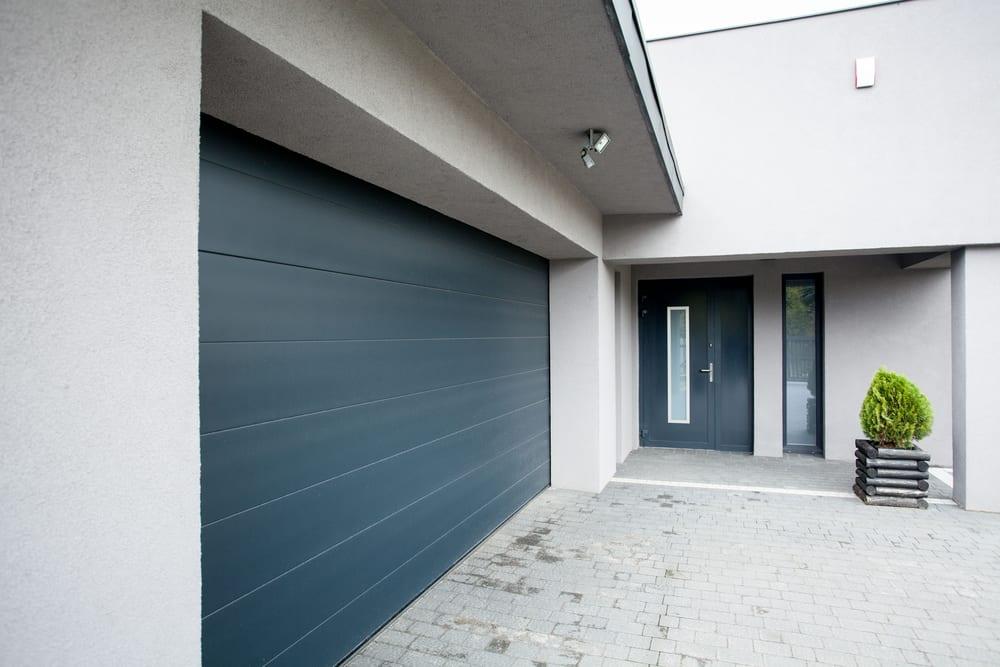 Repaired Garage Door In Perth